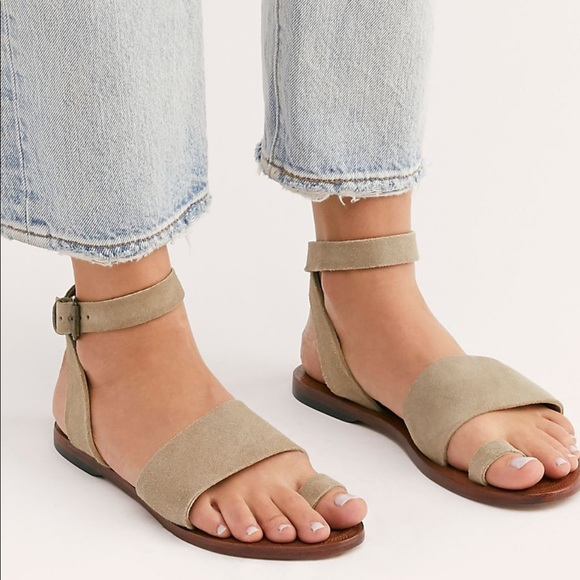 "b7d49b1d0a5 Free People Shoes - Free people ""Torrence Flat sandal"""